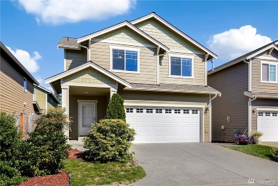 Lake Stevens Single Family Home For Sale: 9925 1st St NE