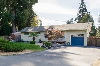 Lynnwood Single Family Home For Sale: 5426 Firwood Dr