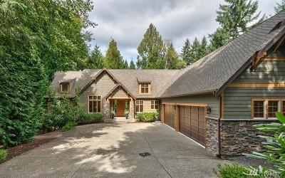Gig Harbor Single Family Home For Sale: 5109 Saddleback Dr NW