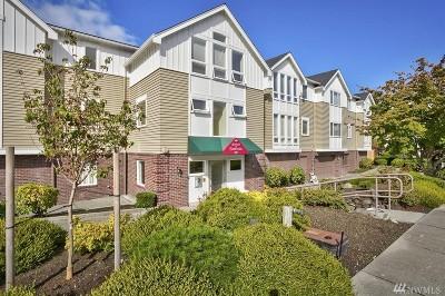 Edmonds Condo/Townhouse For Sale: 232 4th Ave S #101