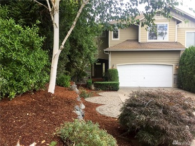 Kenmore Single Family Home For Sale: 8235 NE 163rd Place