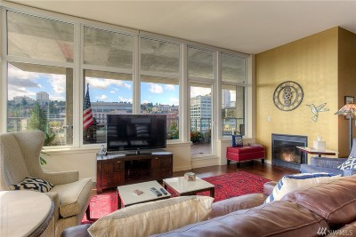 Tacoma Condo/Townhouse For Sale: 1515 Dock St #901