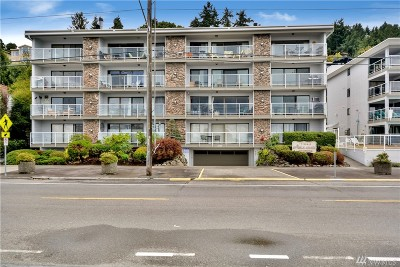 Seattle Condo/Townhouse For Sale: 2104 Alki Ave SW #405