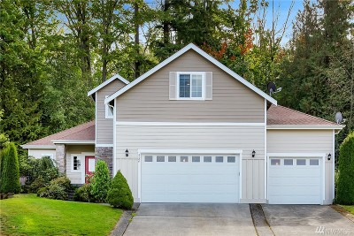 Bellingham Single Family Home Sold: 4420 Marionberry Ct