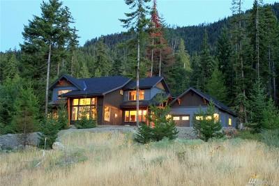 Single Family Home For Sale: 121 Snow Ridge Dr