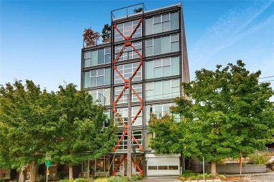 King County Condo/Townhouse For Sale: 1310 E Union St #401