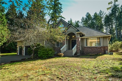 Olympia Single Family Home For Sale: 7617 78th Lp NW