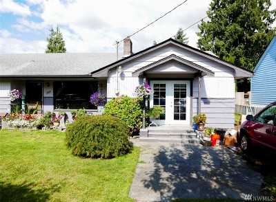 Sedro Woolley Single Family Home For Sale: 1014 Nelson Street