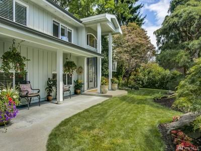 Medina Single Family Home For Sale: 7848 NE 8th St