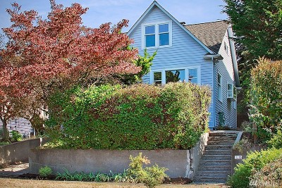 Seattle Single Family Home For Sale: 7216 3rd Ave NW