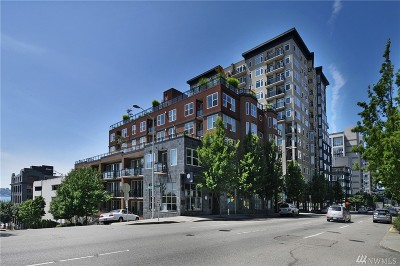 Seattle Condo/Townhouse For Sale: 2607 Western Ave #512