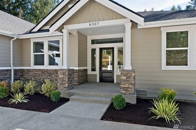 Gig Harbor Single Family Home For Sale: 8307 56th Ave NW