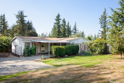 Enumclaw Single Family Home For Sale: 24128 SE 440th St
