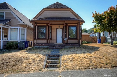 Pierce County Single Family Home For Sale: 3308 S 8th St
