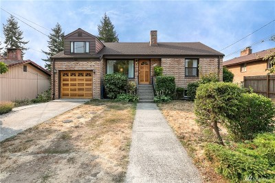 Seattle Single Family Home For Sale: 2127 N 115th St