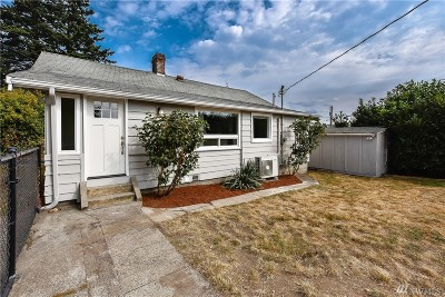 Everett Single Family Home For Sale: 2801 16th St