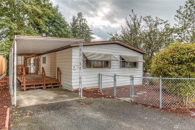 Kent Single Family Home For Sale: 11421 SE 226th St