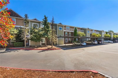 Snohomish County Condo/Townhouse For Sale: 9815 Holly Dr #A301