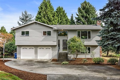 Kirkland Single Family Home For Sale: 12940 NE 133rd Place