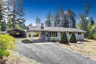 Shelton Single Family Home Pending: 31 SE Valley Lane