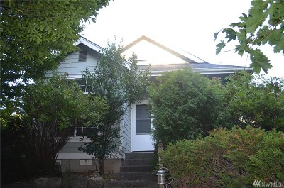 Bellingham WA Single Family Home For Sale: $320,000