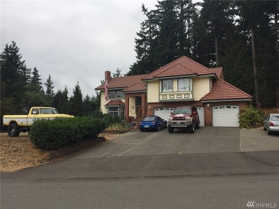 Maple Single Family Home For Sale: 25304 235th Wy SE