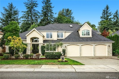 Sammamish Single Family Home For Sale: 1127 268th Wy SE