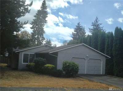 Kirkland WA Rental For Rent: $2,100