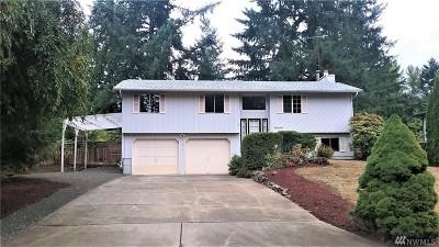 Bonney Lake Single Family Home For Sale: 21419 125th St Ct E