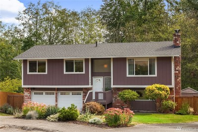 Bothell Single Family Home For Sale: 14704 107th Ave NE