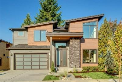 Redmond Single Family Home For Sale: 12261 165th Ct NE #4