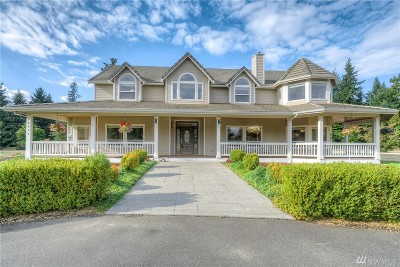 Lake Tapps WA Single Family Home For Sale: $995,000