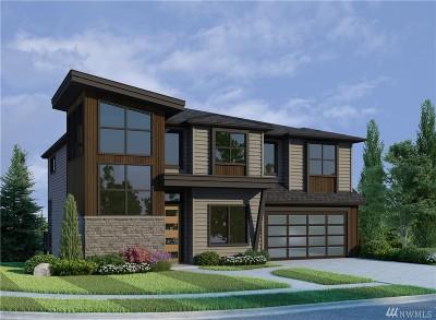 Redmond Single Family Home For Sale: 12205 165th Ct NE #1