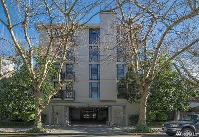 Seattle Condo/Townhouse For Sale: 730 Bellevue Ave E #PH 1