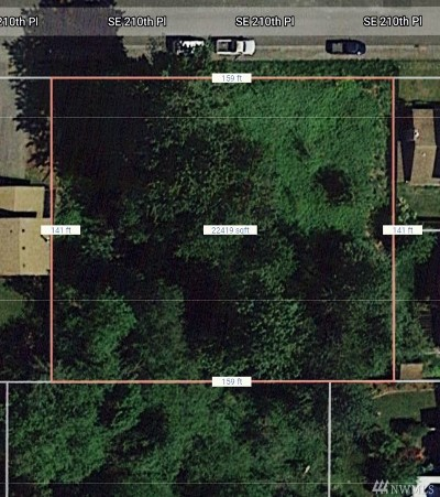 Residential Lots & Land For Sale: 11 SE 210th Place
