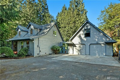 Snohomish Single Family Home For Sale: 22231 104 Ave SE