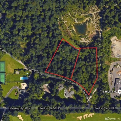 King County Residential Lots & Land For Sale: 170 NW Cascade Dr