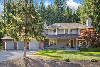 Woodinville Single Family Home For Sale: 16315 NE 196th St