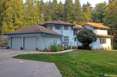 Woodinville Single Family Home For Sale: 23323 165th Ave SE