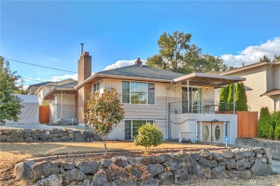 Seattle Single Family Home For Sale: 3114 S Raymond St
