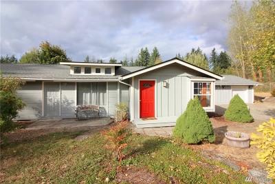 Olympia Single Family Home For Sale: 6810 Condor Lp NE