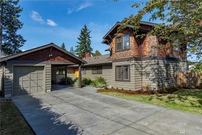 Mercer Island Single Family Home For Sale: 4029 91st Ave SE