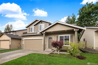 Lynnwood Single Family Home For Sale: 4619 158th Place SW