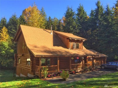 Snohomish WA Single Family Home For Sale: $675,000
