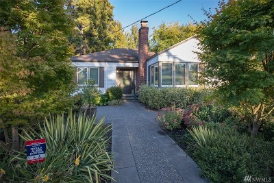 Seattle Single Family Home For Sale: 4120 50th Ave S