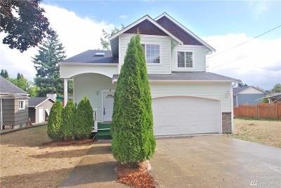 Tacoma Single Family Home For Sale: 5607 E L St
