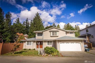 Shoreline Single Family Home For Sale: 1510 N 149th Ct