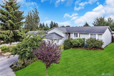 Everett Single Family Home For Sale: 114 75th St SW
