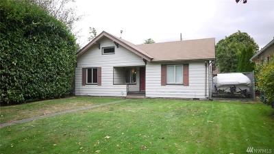 Tacoma Single Family Home For Sale: 6305 S I St