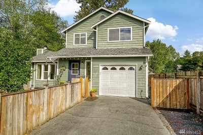 Bothell Single Family Home For Sale: 22526 14th Place W